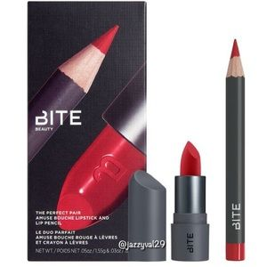 Bite Beauty The Perfect Pair Lipstick & Lip Pencil